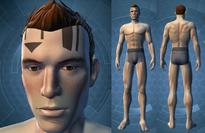 Swtor Lieutenant Iresso Customization 1