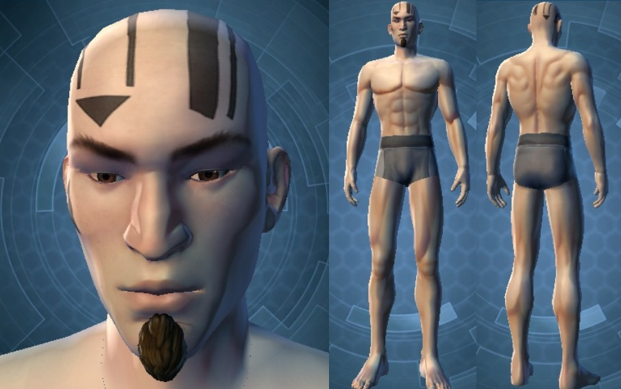 Swtor Lieutenant Iresso Customization 2