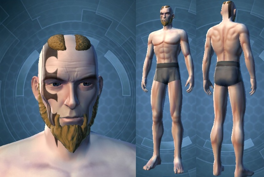 Swtor Lieutenant Iresso Customization 4