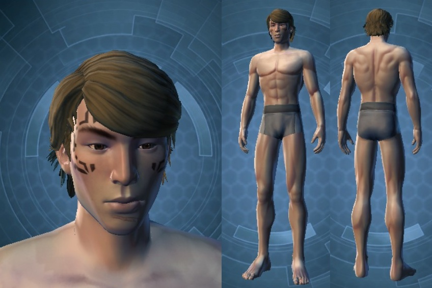 Swtor Lieutenant Iresso Customization 5