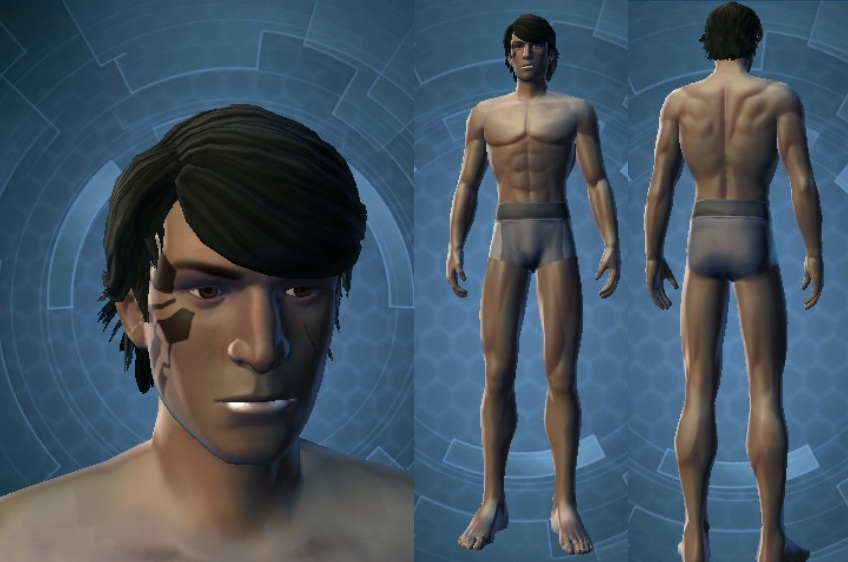 Swtor Lieutenant Iresso Customization 7