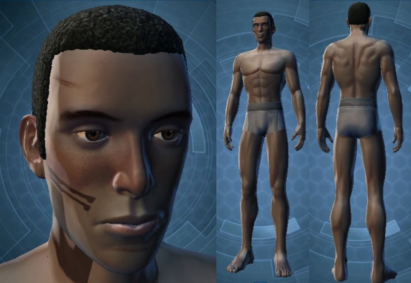 Swtor Lieutenant Iresso Customization Default