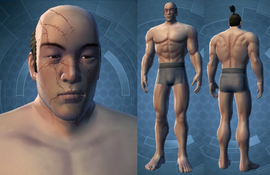 Swtor Lieutenant Pierce Customization 2