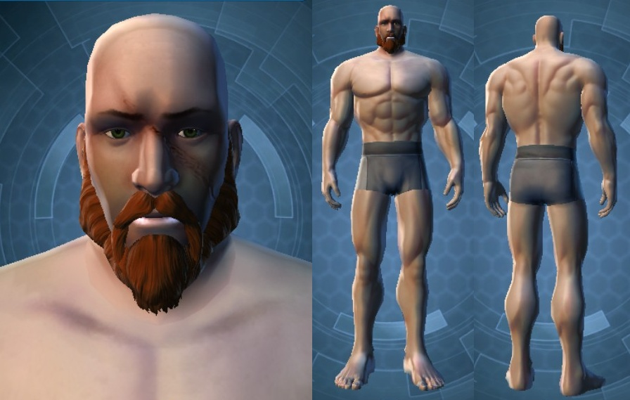 Swtor Lieutenant Pierce Customization 3