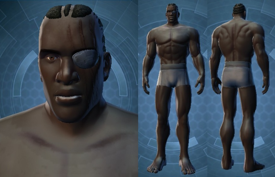 Swtor Lieutenant Pierce Customization 4