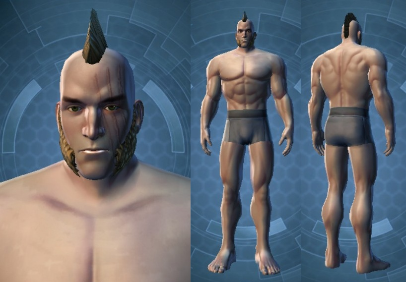 Swtor Lieutenant Pierce Customization 6
