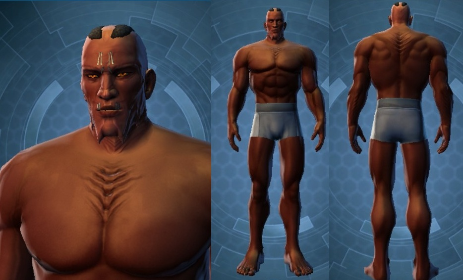 Swtor Lord Scourge Customization 3