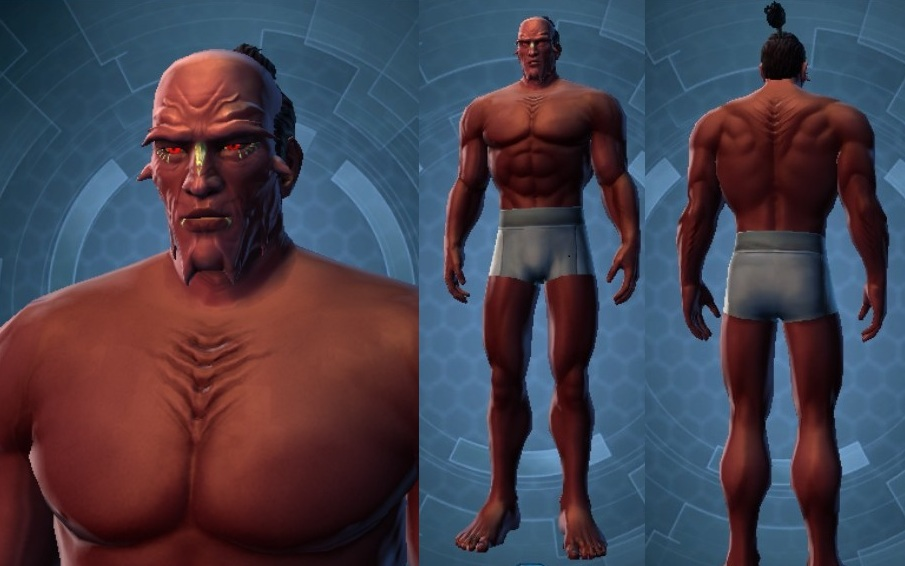 Swtor Lord Scourge Customization 4