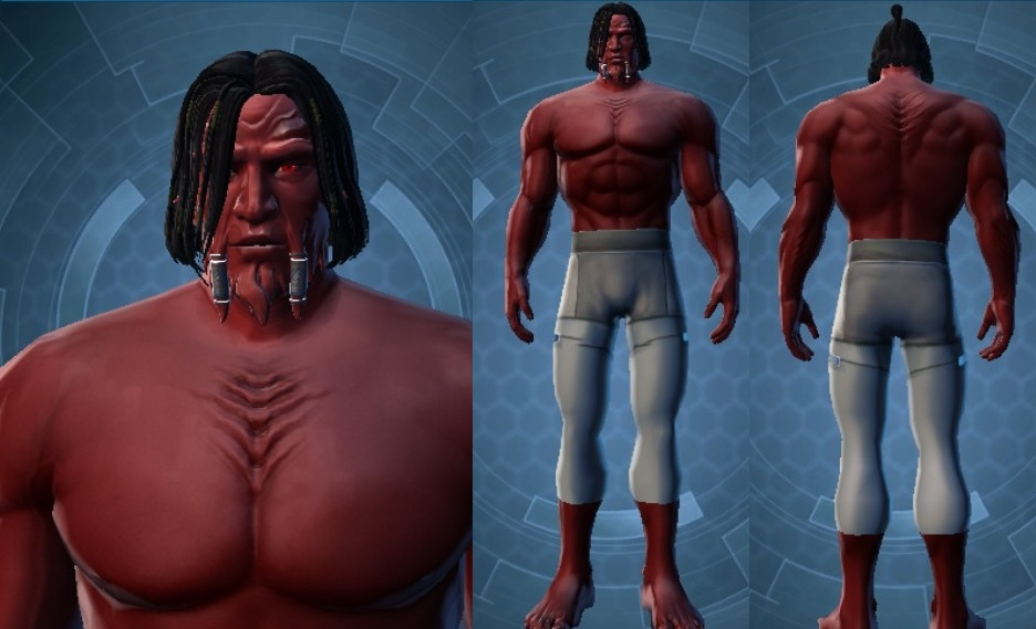 Swtor Lord Scourge Customization 8
