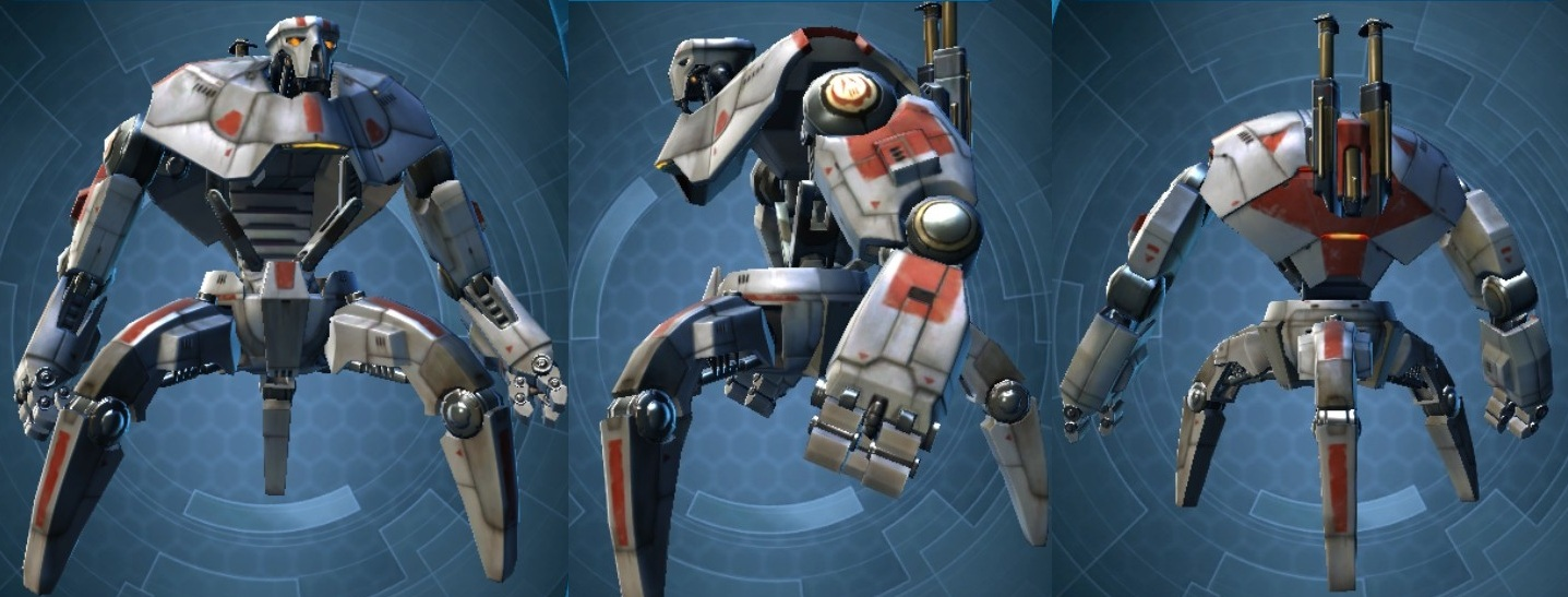 Swtor M1-4X Customization 1