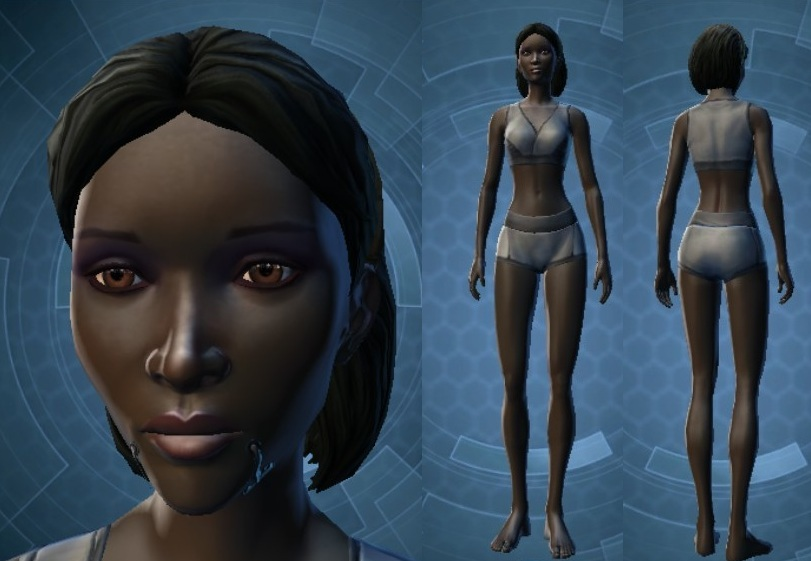 Swtor Mako Customization 1
