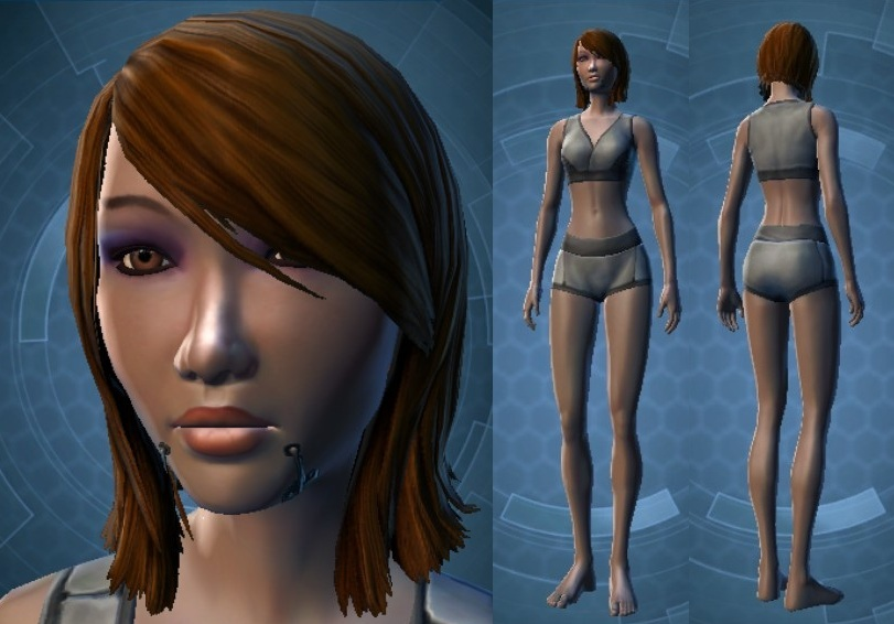 Swtor Mako Customization 3