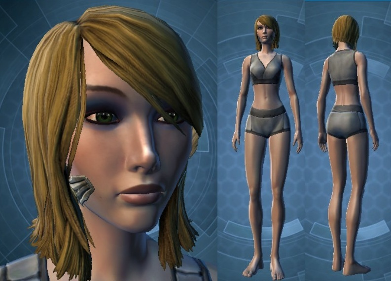 Swtor Mako Customization 6