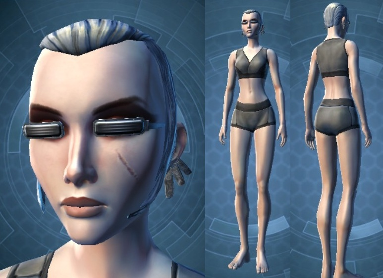 Swtor Mako Customization 8