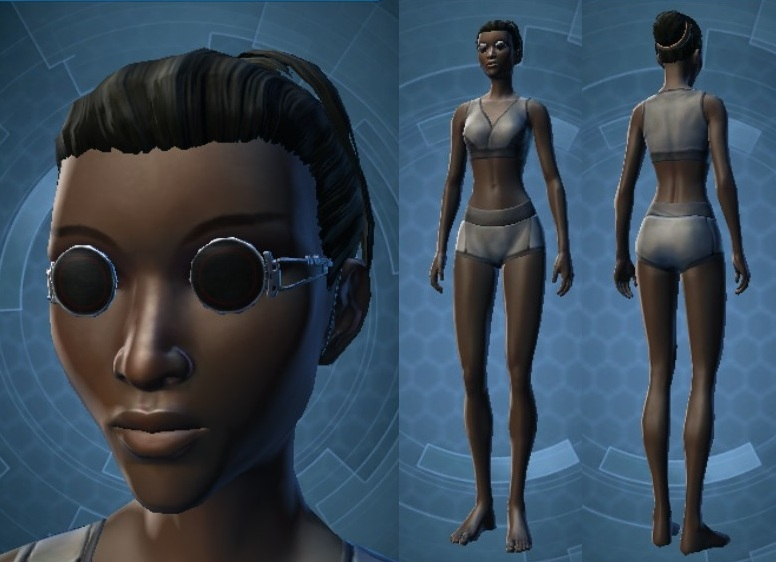 Swtor Mako Customization 9