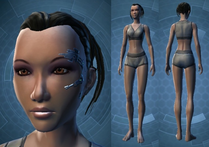 Swtor Mako Customization Default
