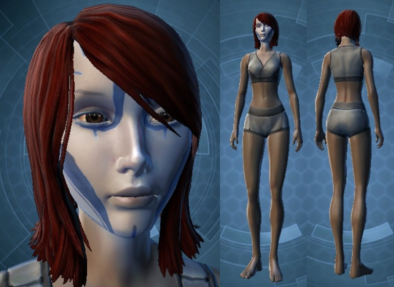 Swtor Nadia Grell Customization 1