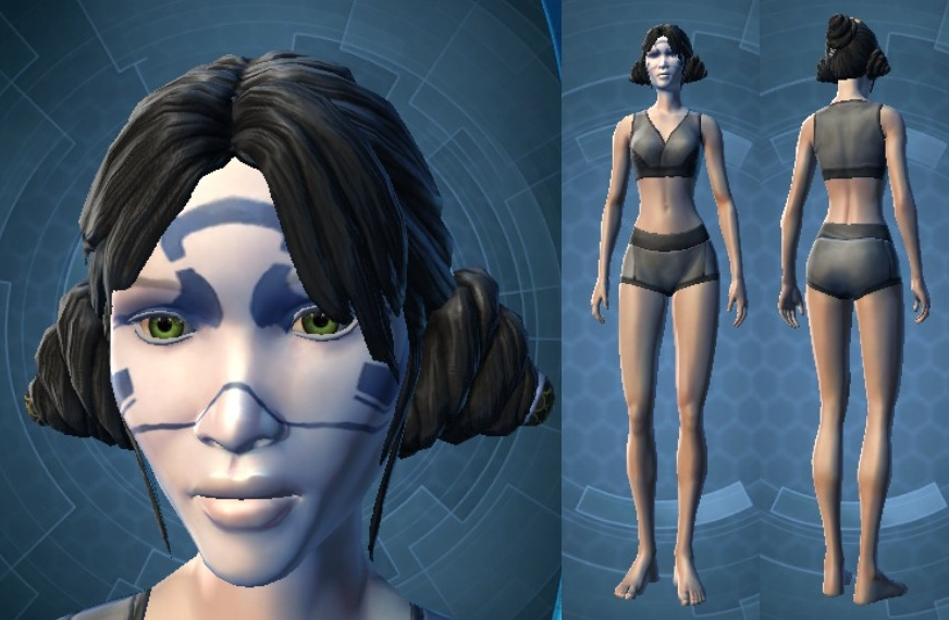 Swtor Nadia Grell Customization 2
