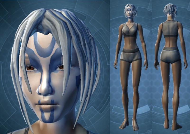 Swtor Nadia Grell Customization 3
