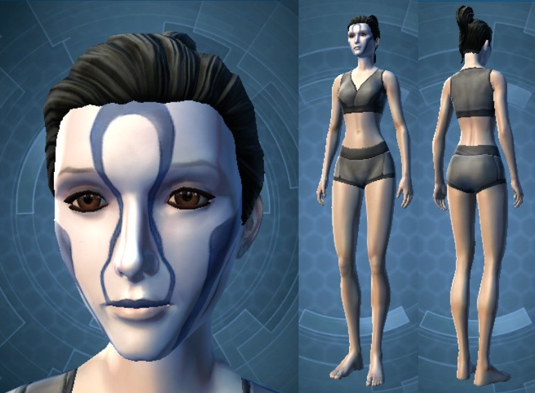 Swtor Nadia Grell Customization 4