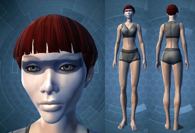 Swtor Nadia Grell Customization 5