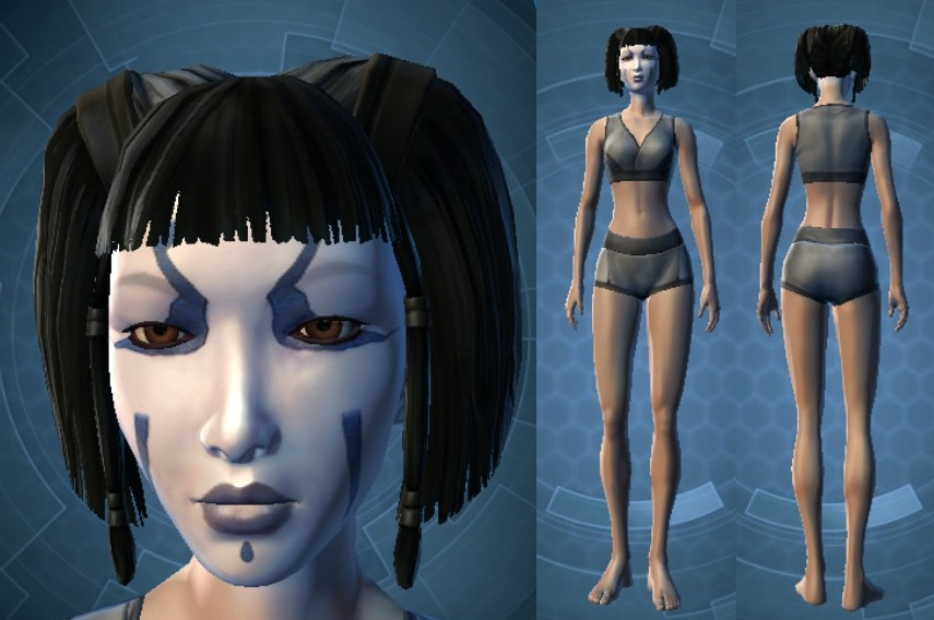 Swtor Nadia Grell Customization 7