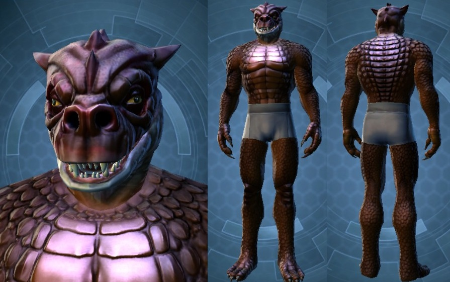 Swtor Qyzen Fess Customization 3