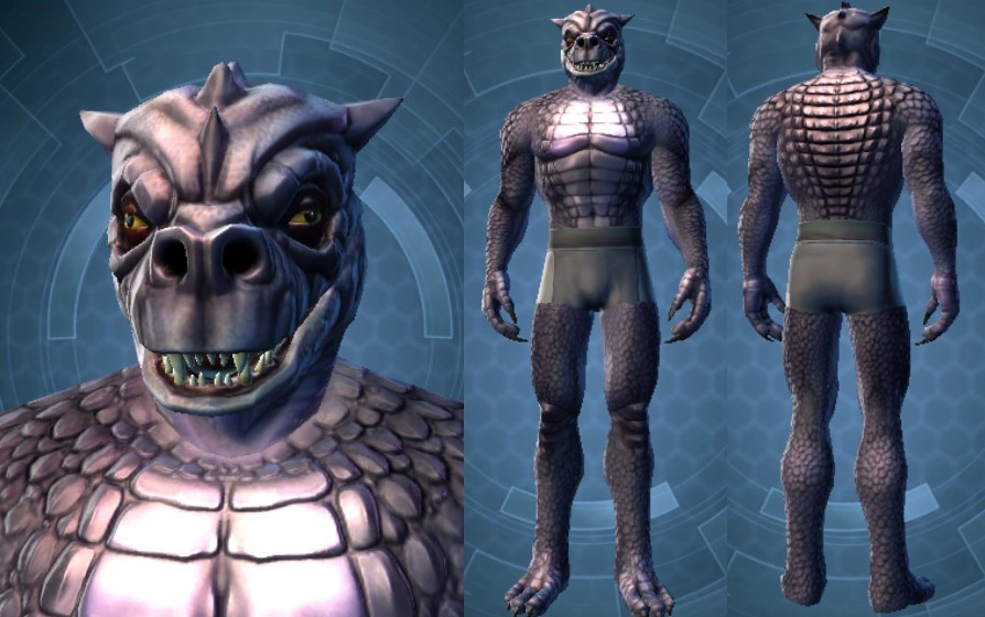 Swtor Qyzen Fess Customization 4