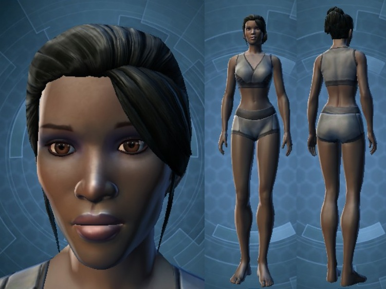 Swtor Risha Customization 5