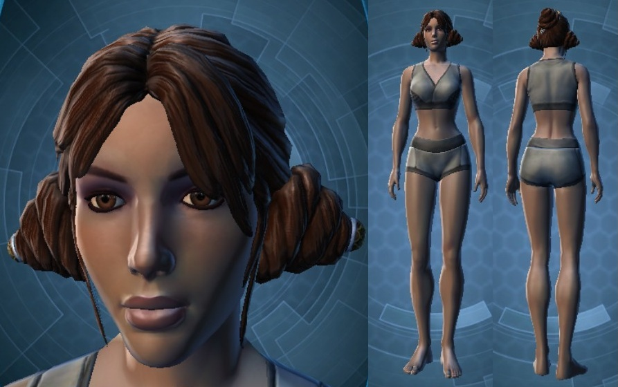 Swtor Risha Customization 6