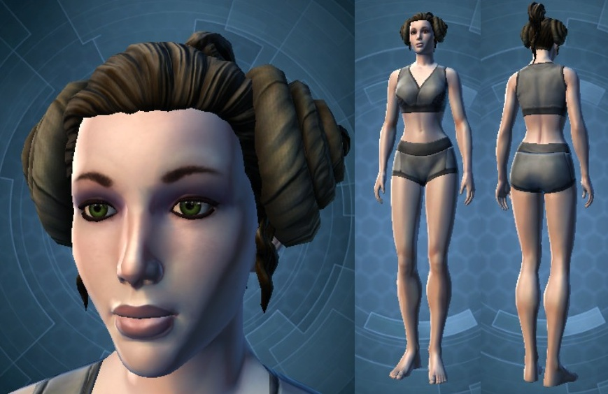 Swtor Risha Customization 8