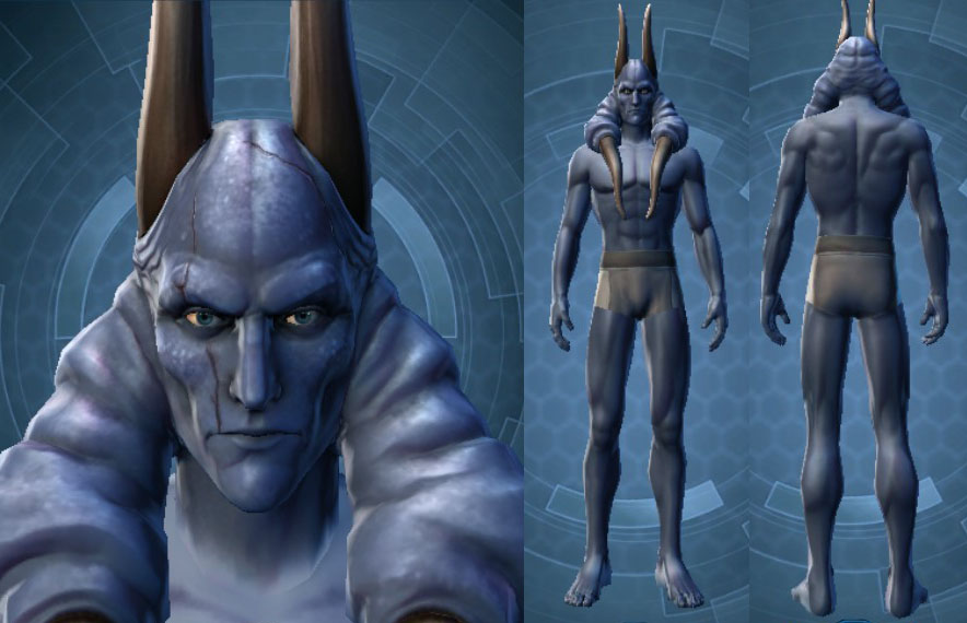Swtor Sergeant Rusk Customization 1