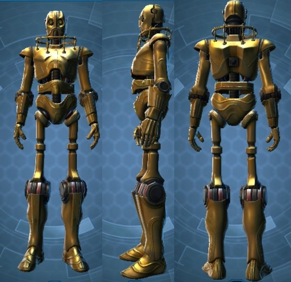 Swtor Ship Droid C2-N2 Customization Default