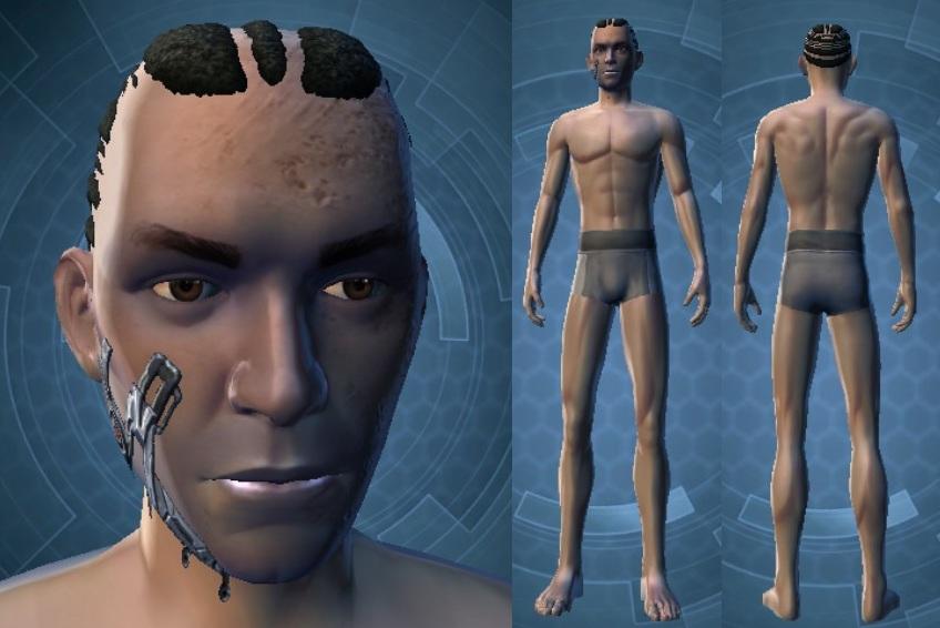 Swtor Talos Drellik Customization 3