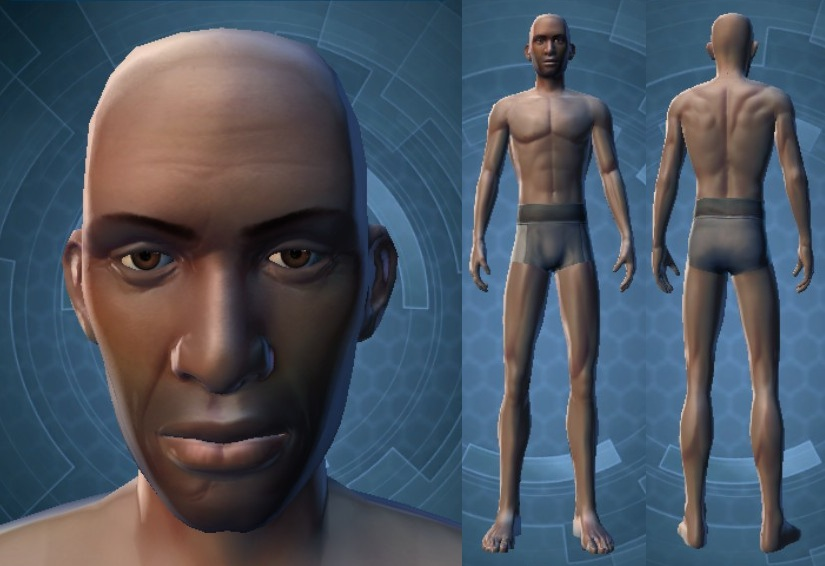 Swtor Talos Drellik Customization 4