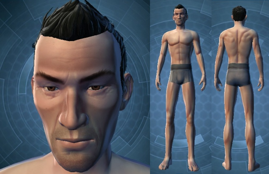 Swtor Talos Drellik Customization 5