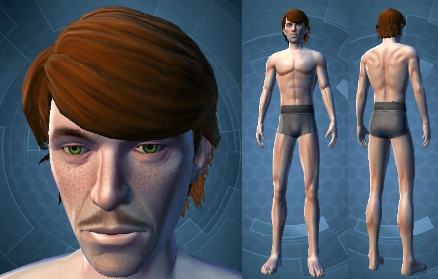 Swtor Talos Drellik Customization 6