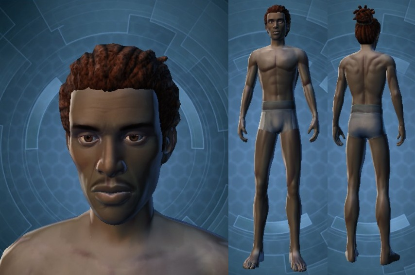 Swtor Talos Drellik Customization 7