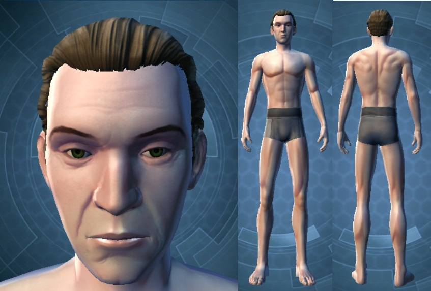 Swtor Talos Drellik Customization Default