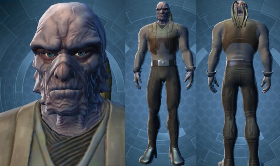 Swtor Tanno Vik Customization Default