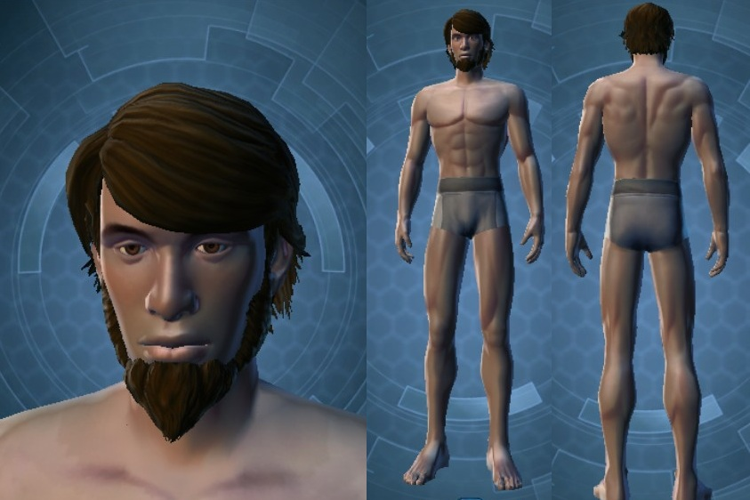 Swtor Tharan Cedrax Customization 1