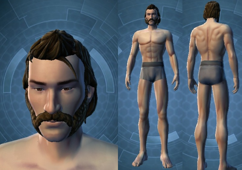 Swtor Tharan Cedrax Customization 2