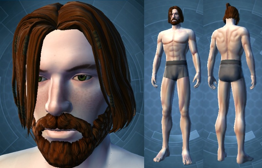 Swtor Tharan Cedrax Customization 8