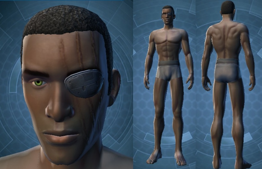 Swtor Tharan Cedrax Customization 9