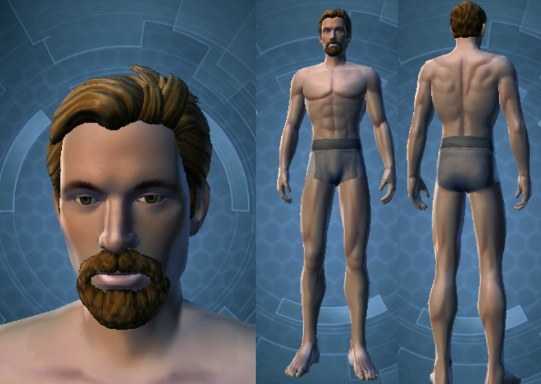 Swtor Tharan Cedrax Customization Default