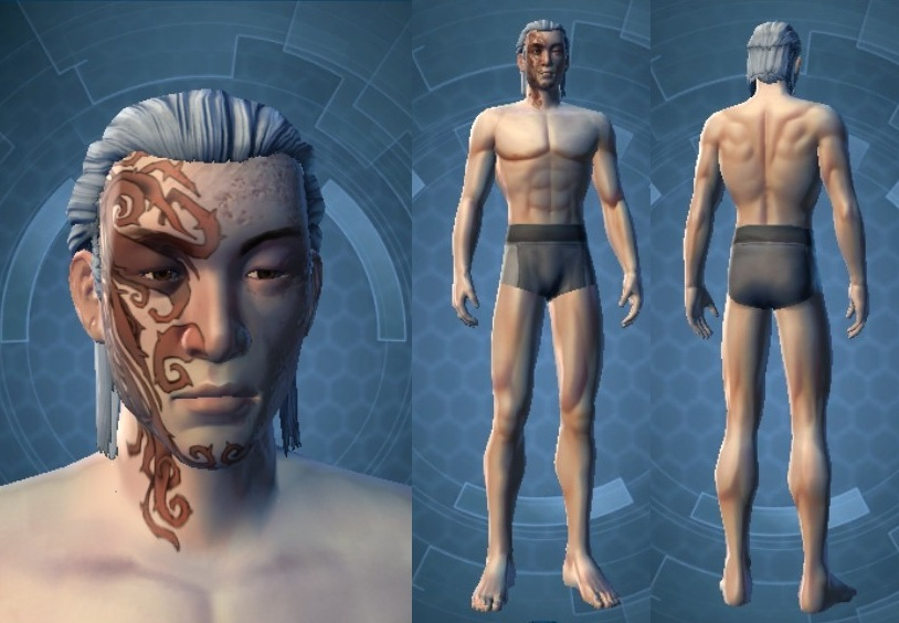 Swtor Torian Cadera Customization 5