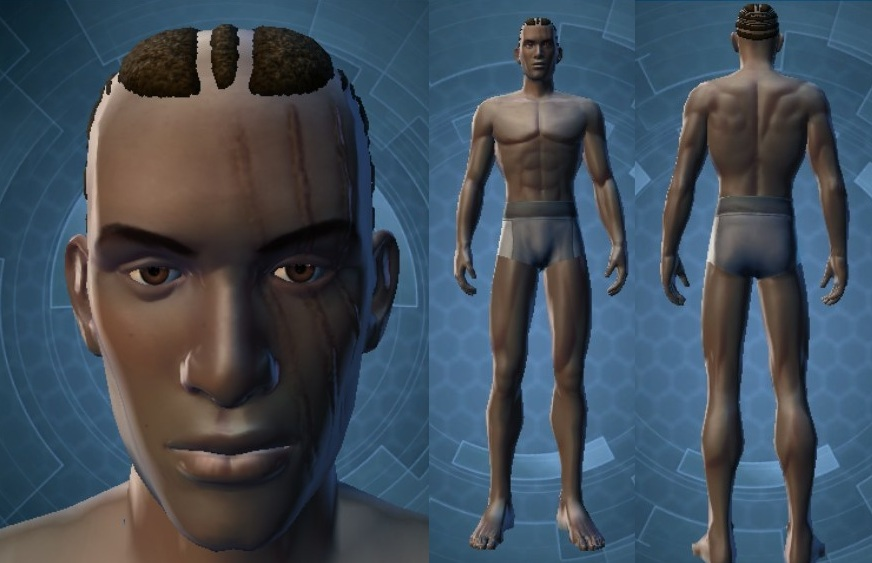 Swtor Torian Cadera Customization 6