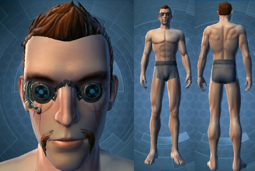 Swtor Torian Cadera Customization 8