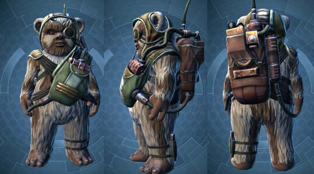 Swtor Treek Customization 2