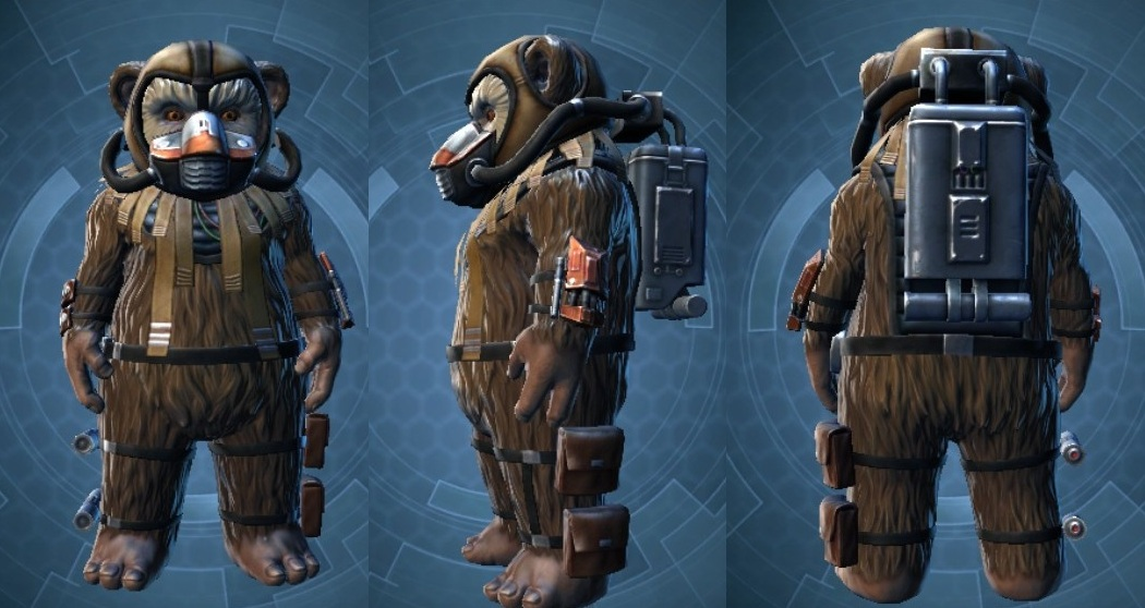 Swtor Treek Customization 3